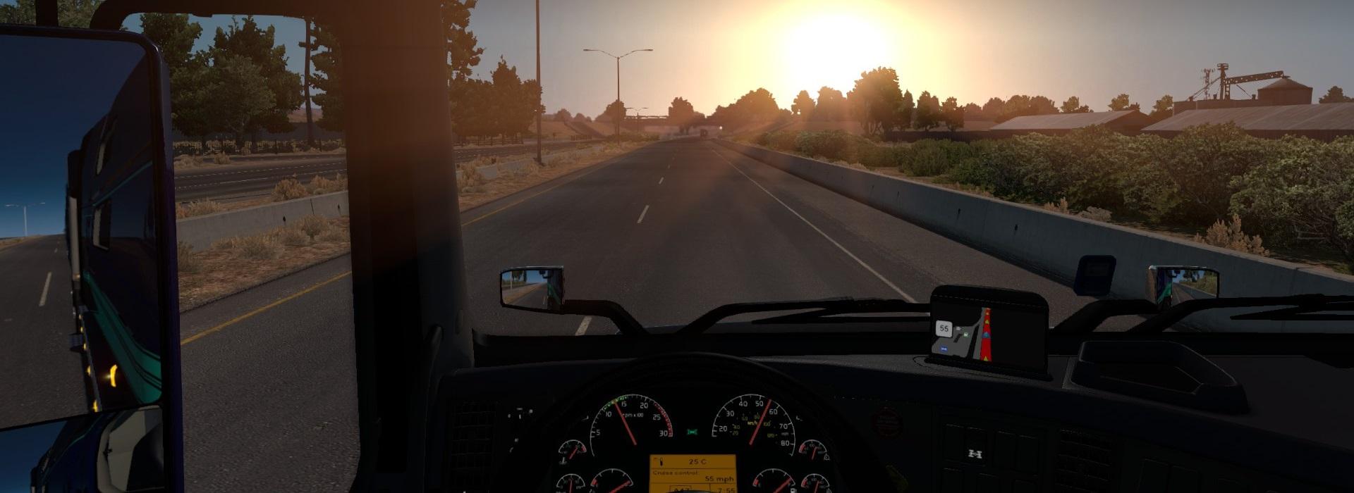 American Truck Simulator - Goodmorning!